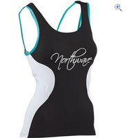 Northwave Venus Tank - Size: S - Colour: Black - White