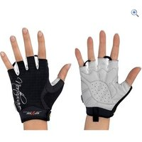 Northwave Crystal Short Womens Cycling Gloves - Size: L - Colour: Black