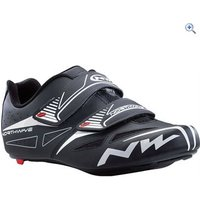 Northwave Jet Evo Road Cycling Shoes - Size: 41 - Colour: Black