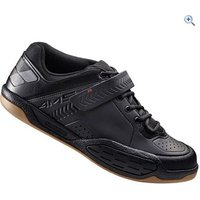 Shimano AM5 Off-Road Cycling Shoes - Size: 41 - Colour: Black