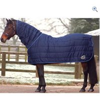 Masta Quilted Lining With Neck Cover - Size: 6-9 - Colour: Navy
