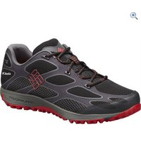 Columbia Mens Conspiracy IV Outdry Hiking Shoes - Size: 7 - Colour: Black / Red