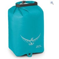 Osprey Ultralight Drysack (20L) - Colour: TROPIC TEAL