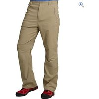 Regatta Mens Fellwalk Stretch Trousers (Long) - Size: 30 - Colour: Parchment