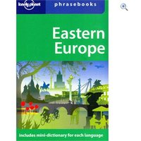Lonely Planet Eastern Europe Phrasebook