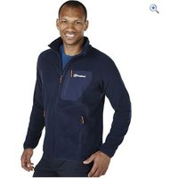 Berghaus Mens Deception Fleece Jacket - Size: S - Colour: Dusk