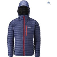 Rab Microlight Alpine Mens Jacket - Size: S - Colour: Twilight Blue