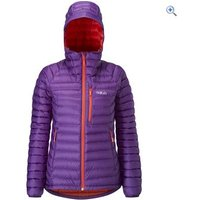 Rab Microlight Alpine Womens Jacket - Size: 10 - Colour: Nightshade