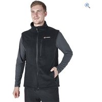Berghaus Mens Prism Vest - Size: S - Colour: JET BLACK