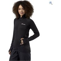 Berghaus Womens Extrem 7000 Hoody - Size: 12 - Colour: JET BLACK
