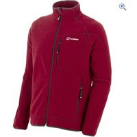 Berghaus Mens Fortrose Fleece Jacket - Size: XL - Colour: EXTREM RED