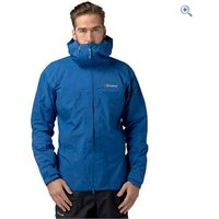 Berghaus Mens Extrem 8000 Pro Jacket - Size: L - Colour: SNORKEL BLUE