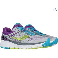 Saucony Womens Swerve Running Shoe - Size: 5 - Colour: Grey