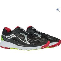 Saucony Mens Valor Running Shoe - Size: 12 - Colour: Black / Red