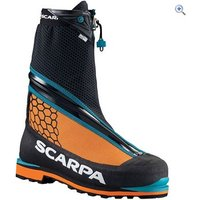 Scarpa Mens Phantom Tech Boot - Size: 43 - Colour: BLACK-ORANGE