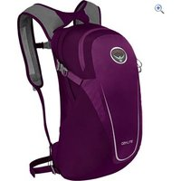 Osprey Daylite Backpack - Colour: EGGPLANT PURPLE