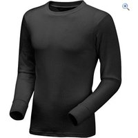 Freedom Trail Thermal Baselayer Long Sleeved Top (Unisex) - Size: M - Colour: Black
