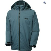 North Ridge Mens Meltwater Endurance Jacket - Size: L - Colour: Teal