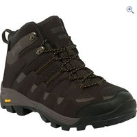 Regatta Burrell Mid Mens Walking Boot - Size: 12 - Colour: Peat Brown