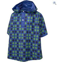 Hi Gear Kids Puddle Poncho - Colour: Blue
