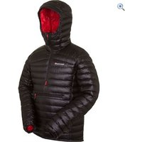 Montane Mens Featherlite Down Pro Pull On - Size: M - Colour: Black
