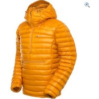 Montane Mens Featherlite Down Pro Pull On - Size: XXL - Colour: INCA GOLD