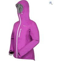 Montane Womens Spine Jacket - Size: 10 - Colour: Dahlia Purple