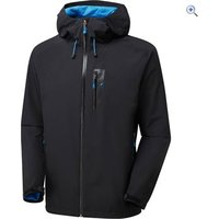 OEX Roq 2-Layer Mens Waterproof Jacket - Size: XXXL - Colour: Black