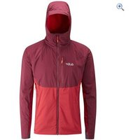 Rab Mens Alpha Direct Jacket - Size: S - Colour: Cayenne Red