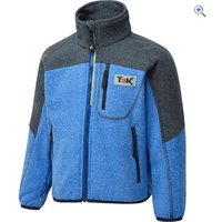 T3K Kids Yosemite Fleece - Size: 2 - Colour: BLACK IRIS