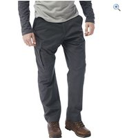 Craghoppers Mens C65 Walking Trousers (Regular) - Size: 30 - Colour: Black Pepper