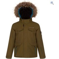 Dare2b Kids Kickshaw Jacket - Size: 3-4 - Colour: Green