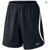 Nike Mens Challenger 2-in-1 Running Short - Size: L - Colour: Black - White