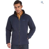 Regatta Mens Grove Fleece - Size: S - Colour: Navy