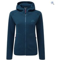 Mountain Equipment Womens Dark Days Hooded Jacket - Size: 12 - Colour: Blue