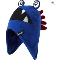 Hi Gear Kids Loopy Monster Hat - Size: S-M - Colour: Blue