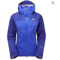 Mountain Equipment Womens Rupal Jacket - Size: 16 - Colour: CELESTIAL BLUE