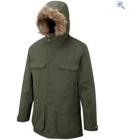 Sprayway Mens Dale Parka II - Size: XXL - Colour: Forest Green