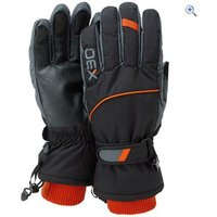OEX Summit Waterproof Gloves - Size: L - Colour: Black