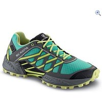 Scarpa Neutron WMN Running Shoes - Size: 39 - Colour: Green