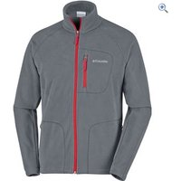 Columbia Mens Fast Trek II Fleece - Size: XL - Colour: Graphite