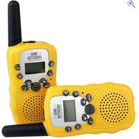 Boyz Toys 5km Walkie Talkies