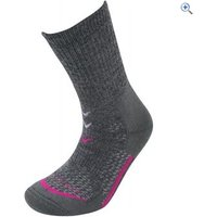 Lorpen Womens T3 Midweight Hiker Socks - Size: M - Colour: Charcoal