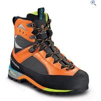 Scarpa Mens Charmoz Mountain Boots - Size: 41 - Colour: Orange