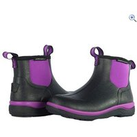 Noble Outfitters MUDS Womens Stay Cool 6 Boot - Size: 5 - Colour: BLACKBERRY