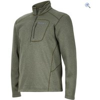 Marmot Mens Drop Line 1/2 Zip - Size: S - Colour: GREEN GULCH