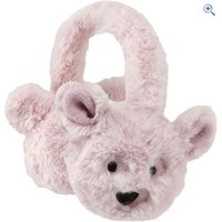 The Edge Kids Kodiak Ear Muffs - Colour: Pink