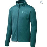 The Edge Childrens Jasna Snow Midlayer - Size: 32 - Colour: Turquoise