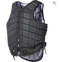 Champion Titanium Ti22 Body Protector (Medium) - Colour: Black