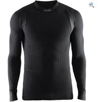 Craft Mens Active Extreme 2.0 Baselayer - Size: XL - Colour: Black